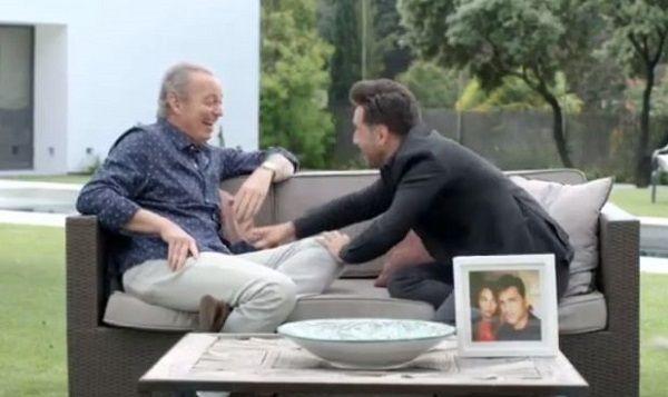 David Bustamante entrevistado por Bertín en Mi Casa es la Tuya