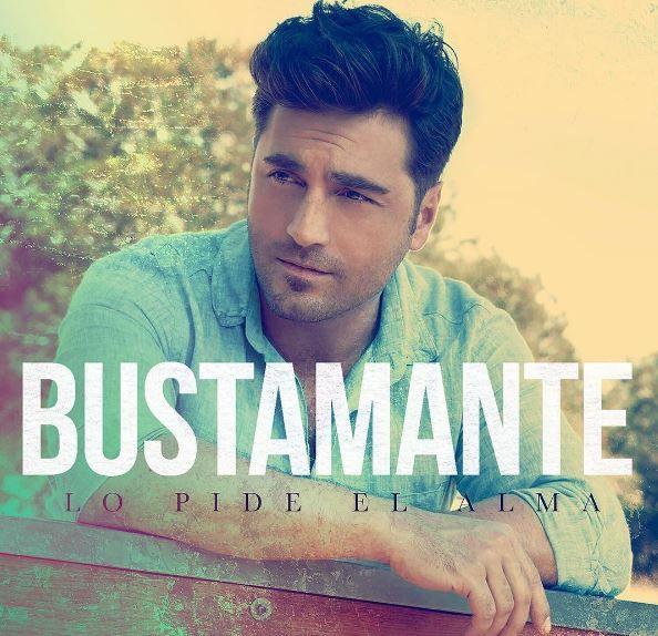 David Bustamante presente Lo pide el alma