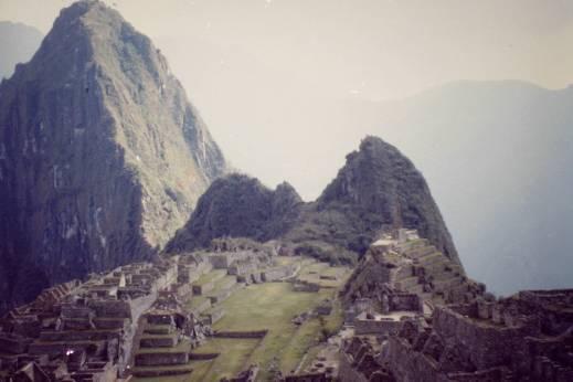 Machu Picchu, Peru,