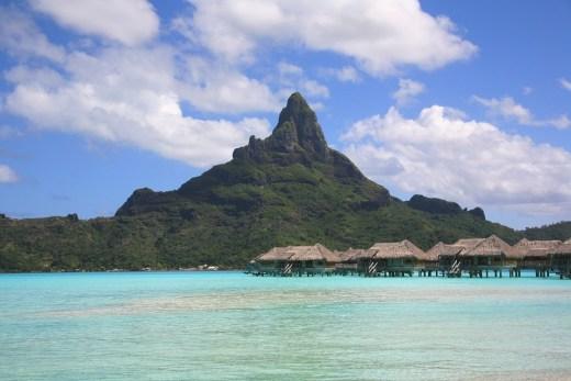 Bora Bora, Tahiti, Frech Polynesia