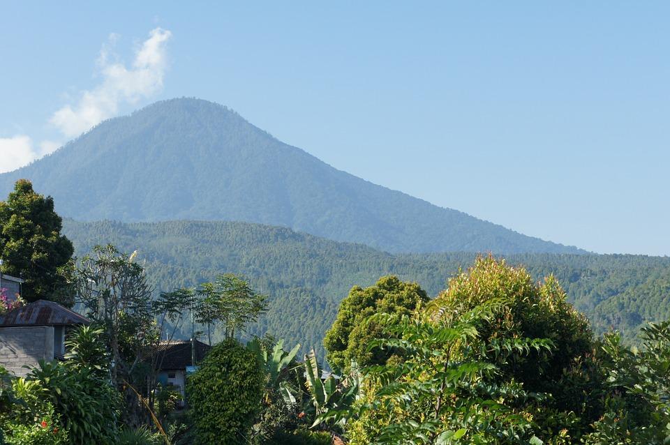 Gunung Agung, Bali