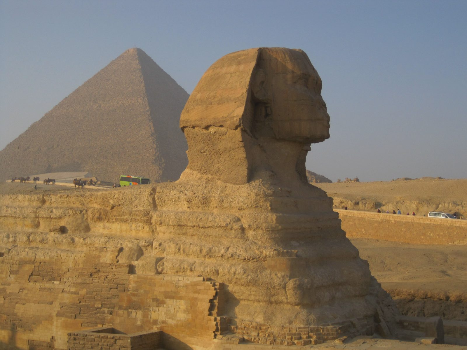 Sphinx, Egypt, Gizeh
