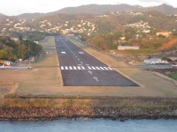 George F. L. Charles Airport, Castris, St. Lucia