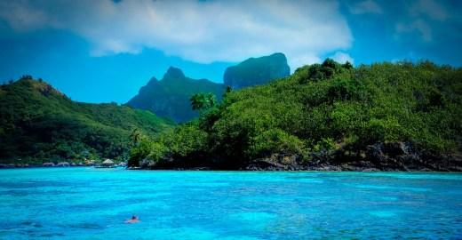 Bora Bora, French Polynesia, Pacific