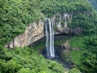 Caracol Falls, Brazil