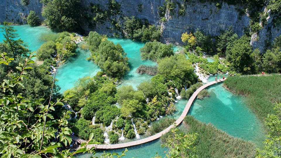 The Plitvice Lakes, Croatia
