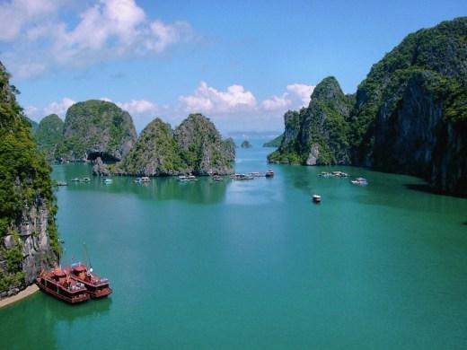 Ha Long Bay, Quảng Ninh, Northeast, Vietnam