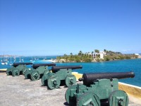 Fort Christiansvaern Christiansted, St Croix, US Virgin Islands