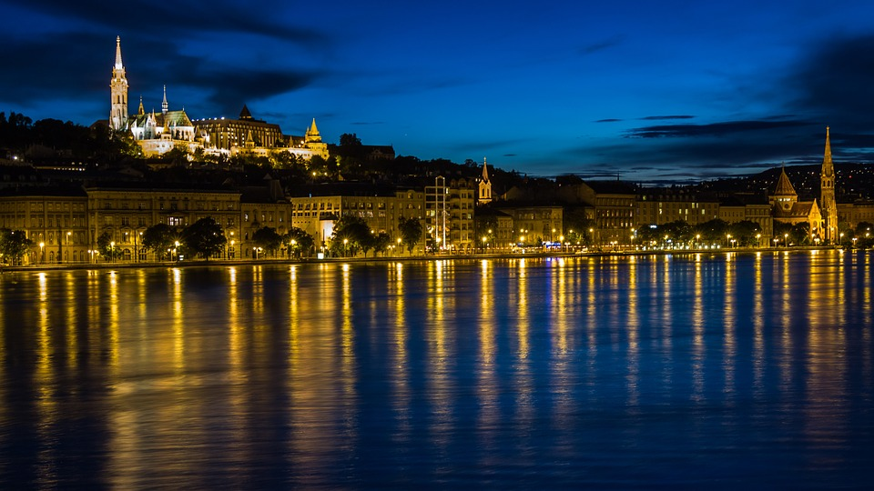 Budapest and the river Danube