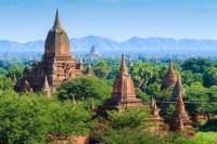 Bagan, Mandalay Region, Myanmar