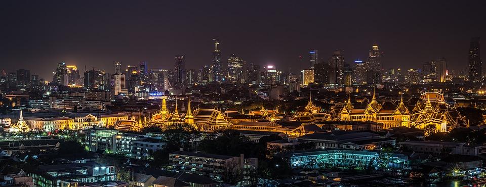 Wat Phra Kaew Temple, Bangkok, Thailand