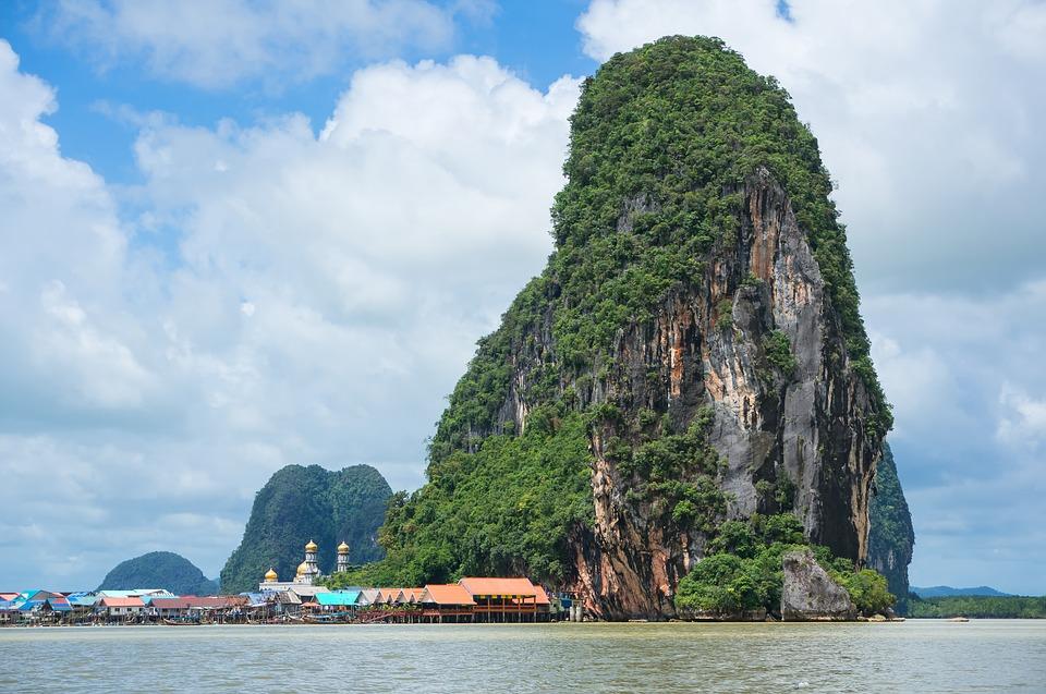 Phang Nga Bay, Phuket, Krabi, Thailand