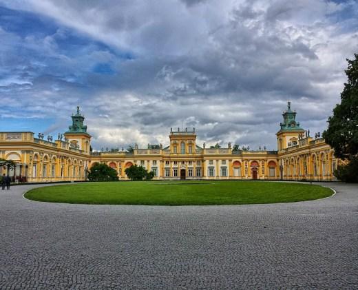 Wilanowski Palace, Warsaw, Poland