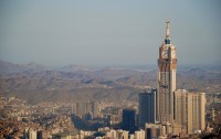 Mecca is a city in the Hejaz region of Saudi Arabia