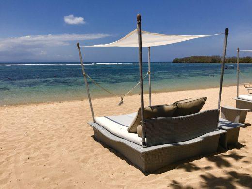 Nusa Dua Beach, Bali, Indonesia