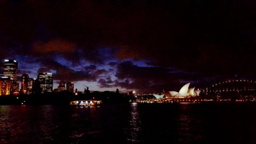 Sydney CBD, Opera House, Harbour Bridge