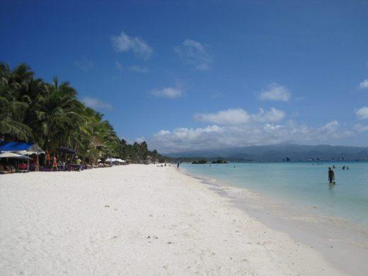 White Beach, Boraycay, Philippines