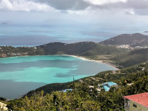 Magens Bay, Saint Thomas, US Virgin Islands