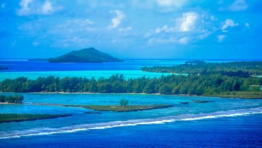 Bora Bora Lagoon, Fench Polynesia