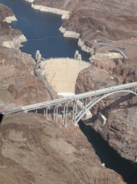 Hoover Dam, Colorado River, Nevada, USA