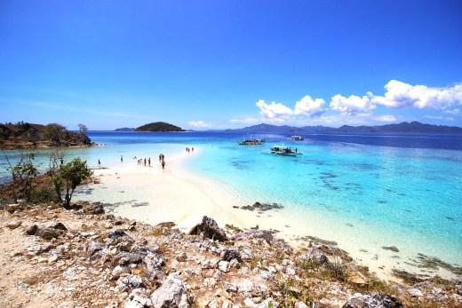 Malcapuya Island, Coron, Philippines