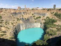 Big Hole, Open Mine, Kimberley, South Africa