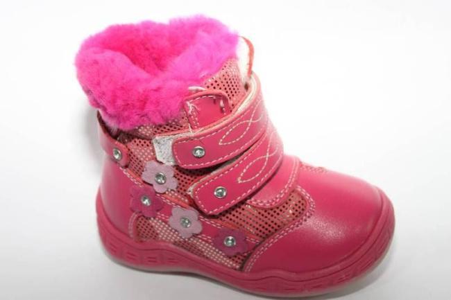 Зимняя обувь для девочек — пусть ребенку будет тепло и удобно