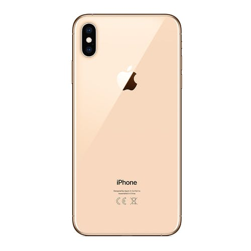 iPhone-XsMax_gold_back_