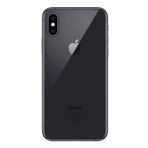 iPhone-Xs_zwart_back