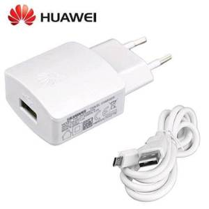 Huawei Micro 5V2A GSM-lader met Micro USB Datakabel
