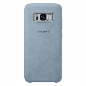 Samsung Alcantara Cover Mint Galaxy S8