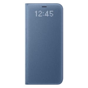 Samsung LED View Cover Blauw Galaxy S8