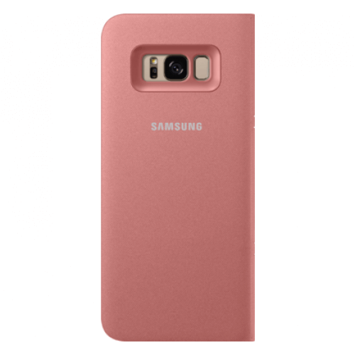 S8+ View Pink Back Case