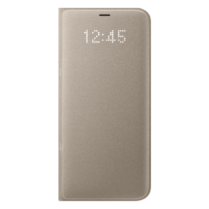 Samsung LED View Cover Goud Galaxy S8+