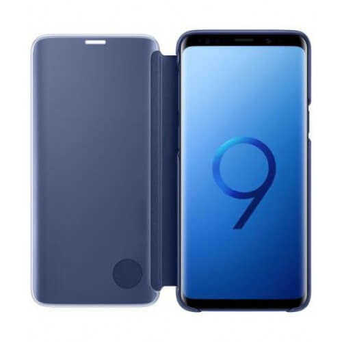 S9 Plus Blue Front/Back Case