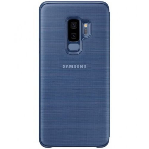 S9 Plus Blue Back Cover