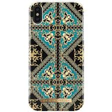 Ideal of Sweden iPhone Xs Max Fashion Back Case Baroque Ornament