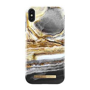 Ideal of Sweden iPhone Xs Max Fashion Back Case Outer Space Agate