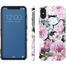 Ideal of Sweden iPhone Xs Max Fashion Back Case Peony Garden