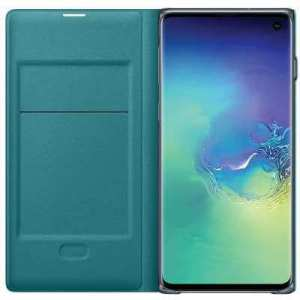 Samsung Galaxy S10 LED View Cover Groen