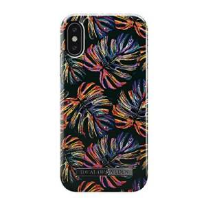 iDeal of Sweden iPhone X Fashion Back Case Neon Tropical