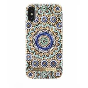 iDeal of Sweden iPhone Xs/X Fashion Back Case Moroccan Zellige
