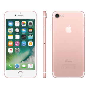 Apple iPhone 7 Rosé Goud 128GB Refurbished