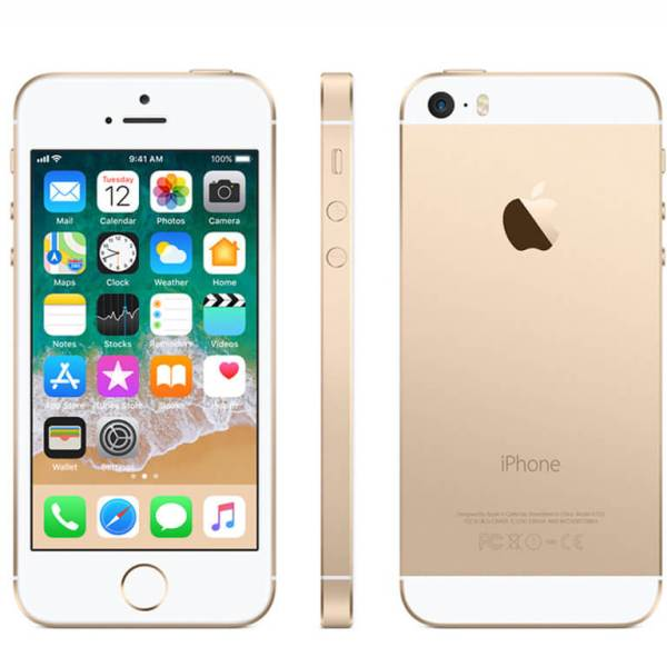 You Mobile iPhone 5/5s Goud