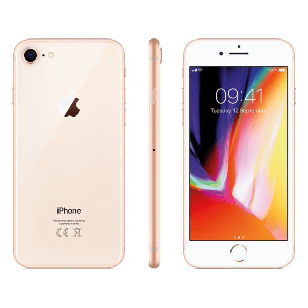 You Mobile Apple iPhone 8 Goud