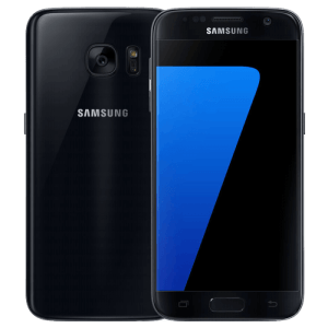 You Mobile Samsung Galaxy S7 Zwart