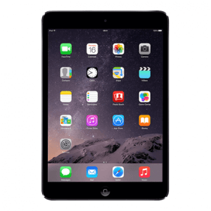 Apple iPad Mini WIFI 16GB Zwart Refurbished
