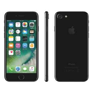 Apple iPhone 7 Git Zwart Refurbished