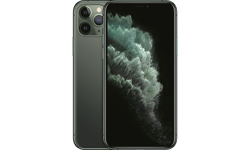 You Mobile iPhone 11 Pro Groen