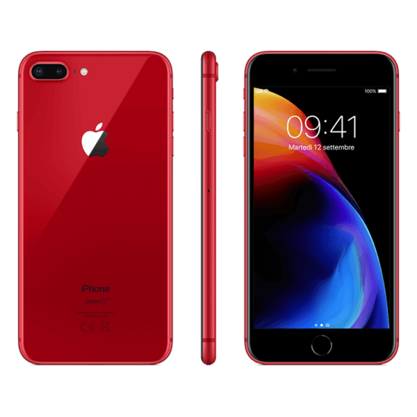 You Mobile iPhone 8 Plus Rood